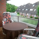 Balkon Tossens