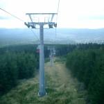 Braunlage Wurmbergseilbahn Aussicht