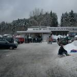Braunlage Wurmbergseilbahn Talstation Winter